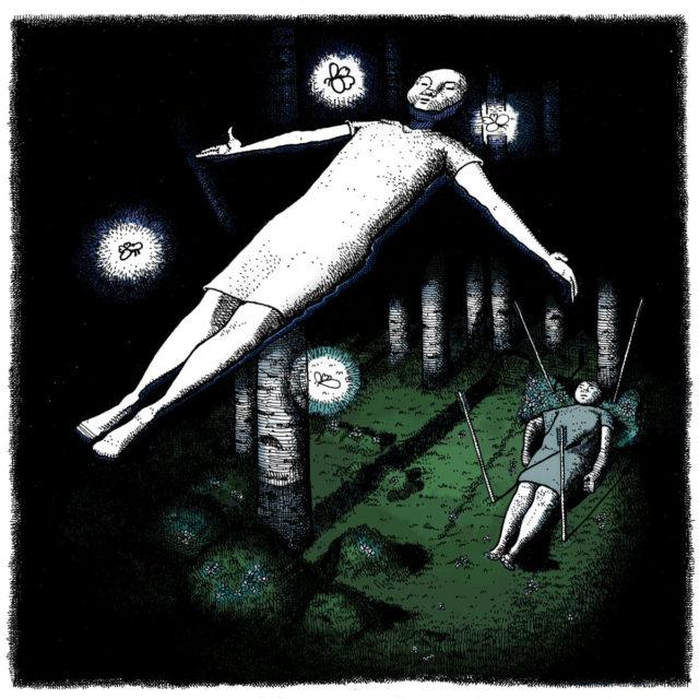 Four of arrows album cover