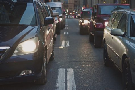 Opinion: People are still on the roads?