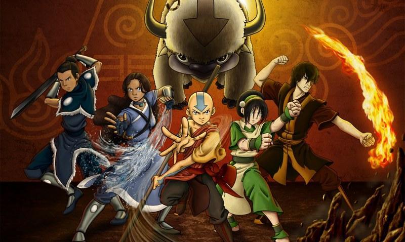 Netflix adds Avatar:The Last Airbender