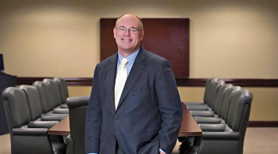 Dr. Richard Buttimer was named dean of the Coggin College of Business on May 6, 2020. He begins his new position on June 27, 2020. Photo courtesy of University of North Florida.