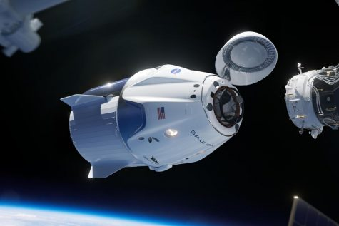 As SpaceX heads to the ISS, breakthrough technology will be put to the test onboard the rocket.