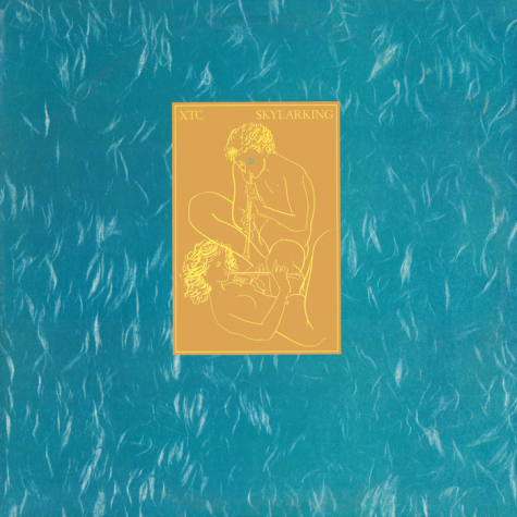 Album cover Skylarking by XTC