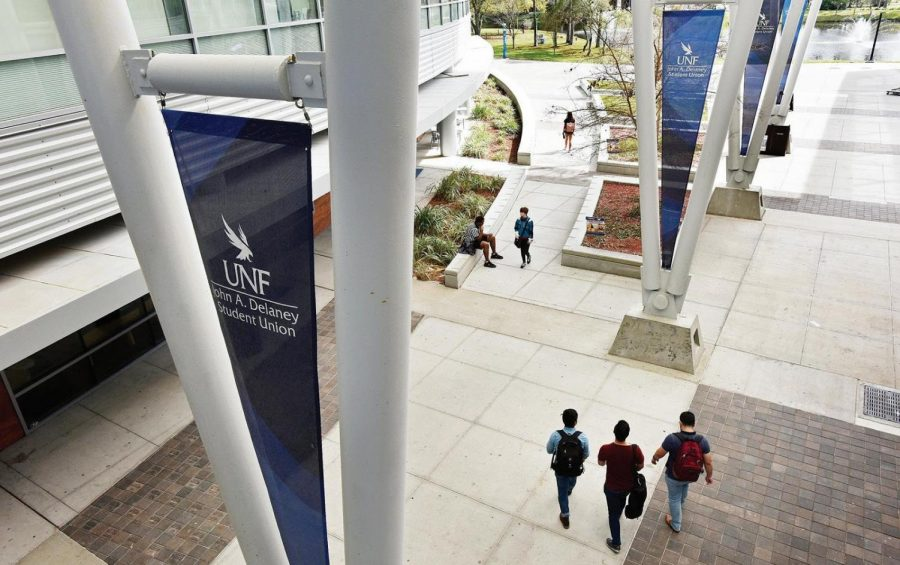 UNF one step closer to welcoming students back in the fall
