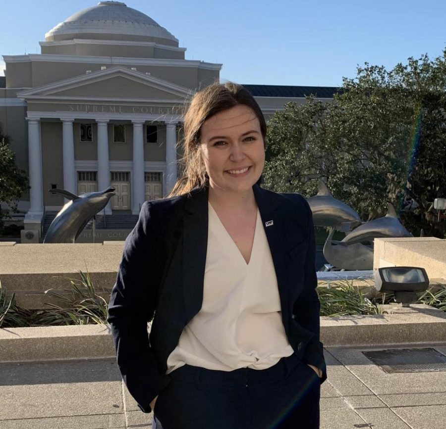 Student government president elected to Florida Board of Governors