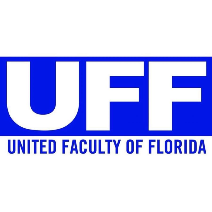 United Faculty of Florida (UFF) Facebook profile picture.