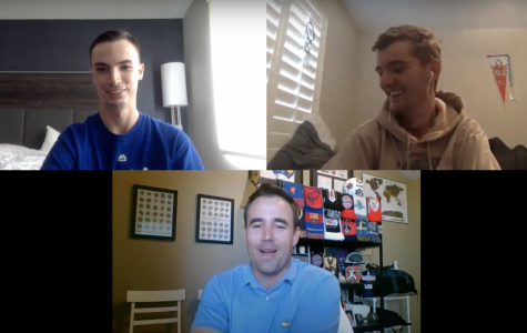 The Walk-Ons talk being a versatile journalist, covering major sporting events and bowling
