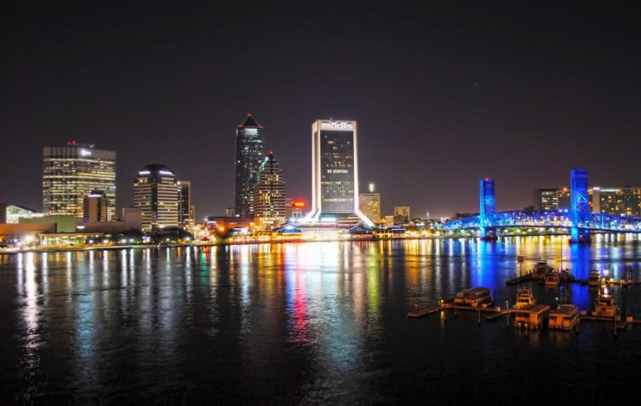 The RNC is coming to Jacksonville, sort of