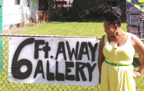 The Six Feet Away Gallery Q&A
