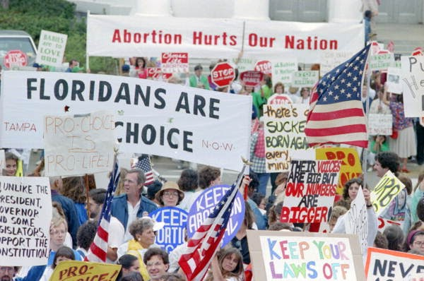 DeSantis signs abortion parental consent bill into law