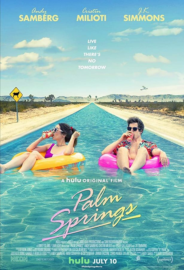 Movie review: Hulu's Palm Springs