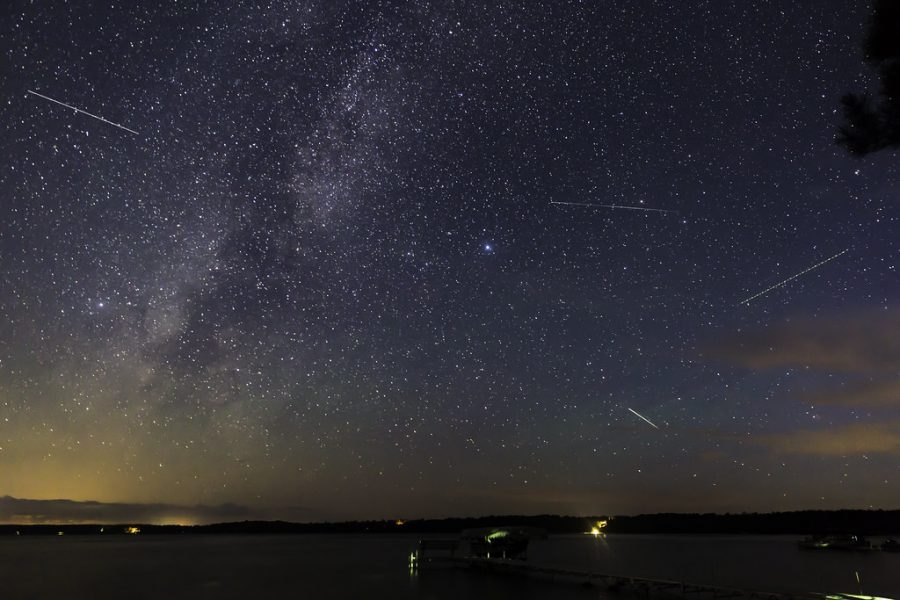 Annual Perseid meteor shower peaks soon