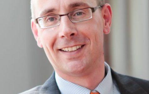 Breaking: Provost Simon Rhodes steps down