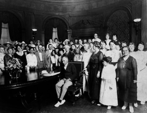 Today is the 100-year anniversary of the Nineteenth Amendment