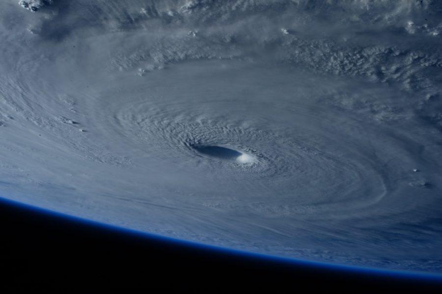 How do hurricanes get their names?