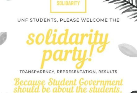 UNF's Solidarity Party