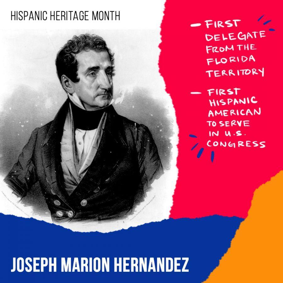 Hispanic Heritage Month highlight: Joseph Marion Hernández