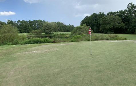 UNF has a golf course? An on-campus activity unlike many others