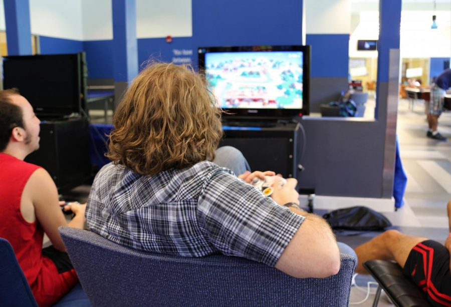 Game Room construction scheduled to begin this semester