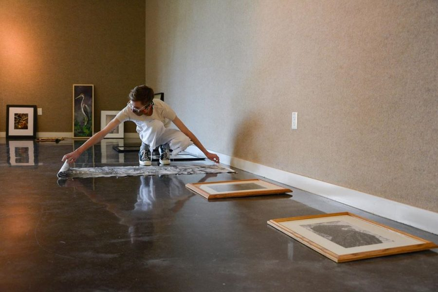UNF receives new Art Gallery Director; Upcoming exhibitions