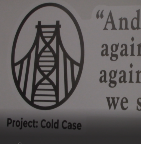Local organization helps bring closure to unsolved cases