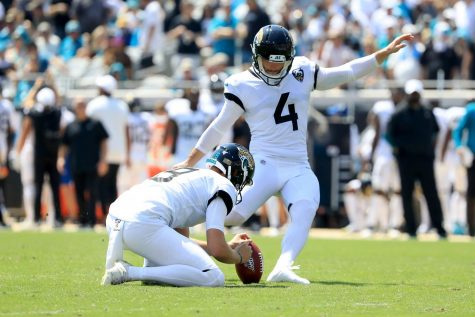 Jaguars place Josh Lambo on injured reserve with hip injury; will miss game against Dolphins and more