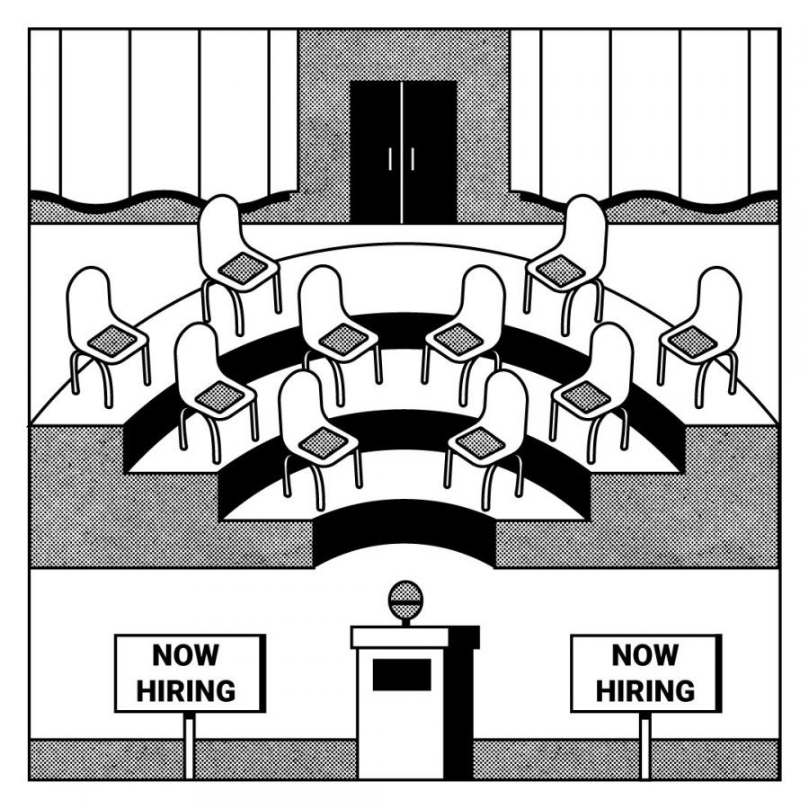 Student+Government+seeking+Senators