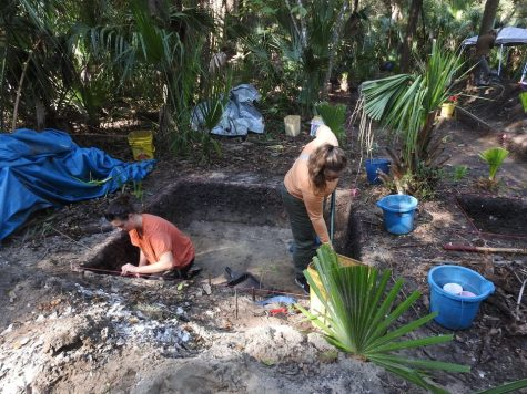 UNF archaeology program recovers various artifacts in Big Talbot Island