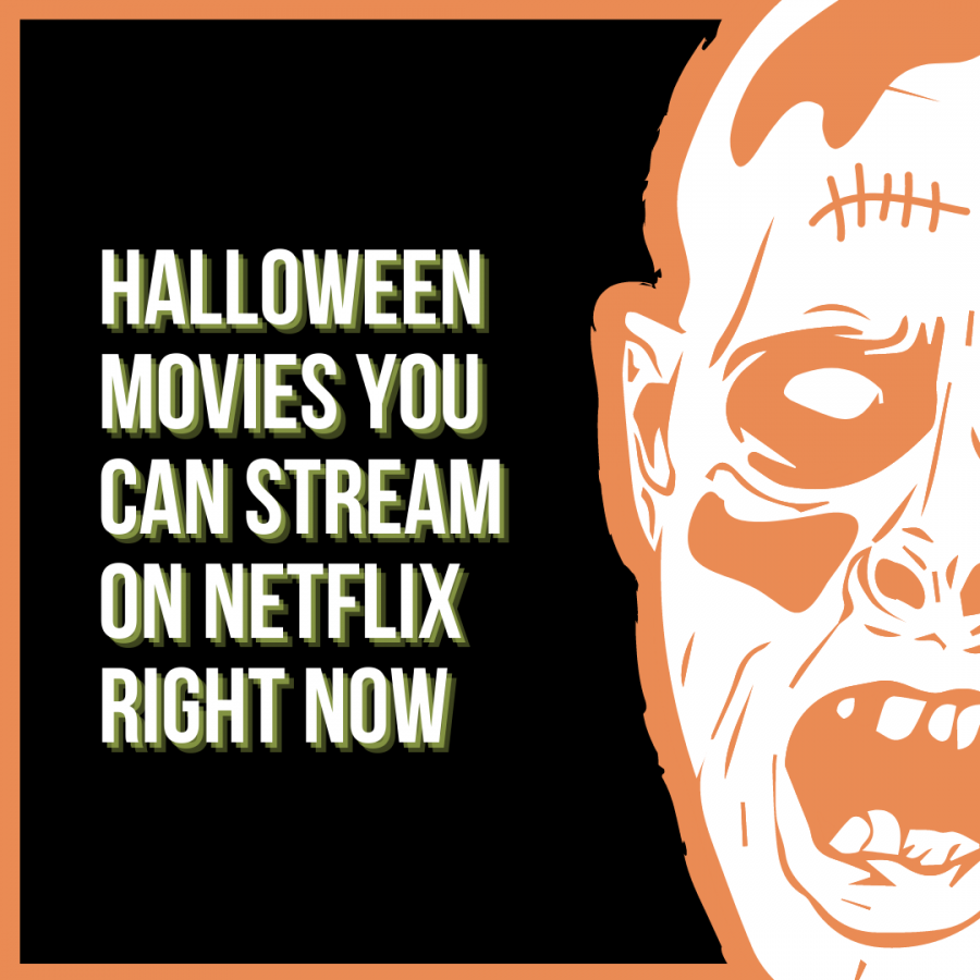 Five Halloween movies on Netflix right now