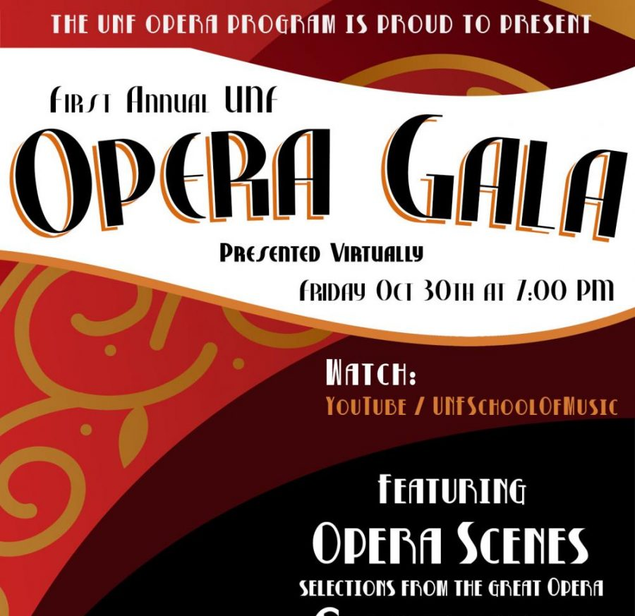 UNF School of Music showcases first annual Opera Gala