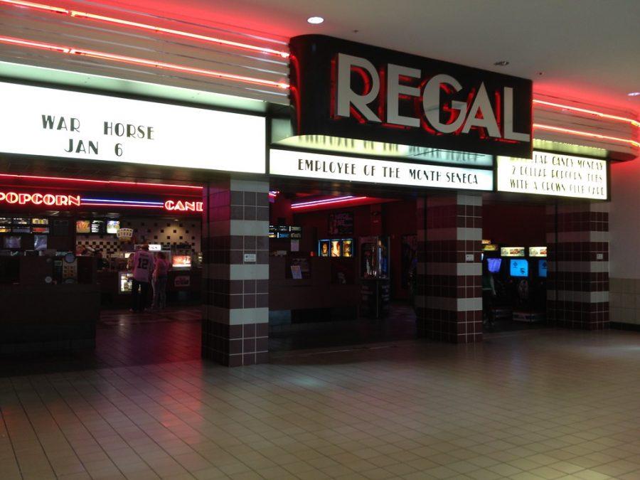 Regal Cinema closes all of its doors