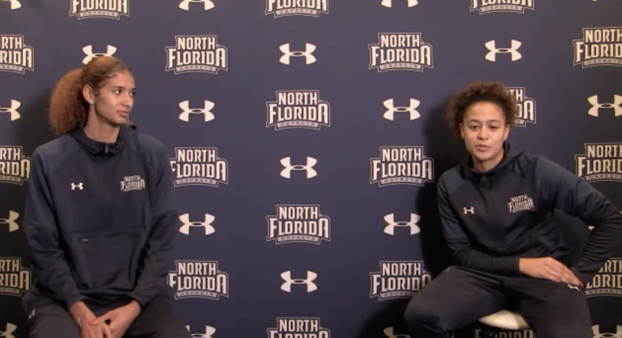Newcomers and leadership highlight UNF's first virtual Basketball Media Day