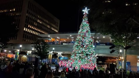 Duval Christmas tree lighting tradition will be hosted downtown; event will also be shown virtually