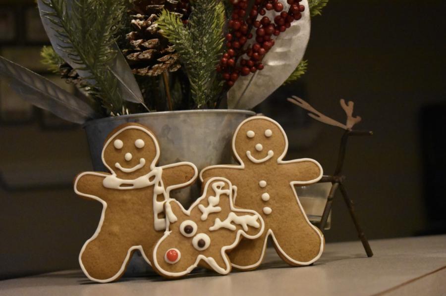 Delicious gingerbread men recipe