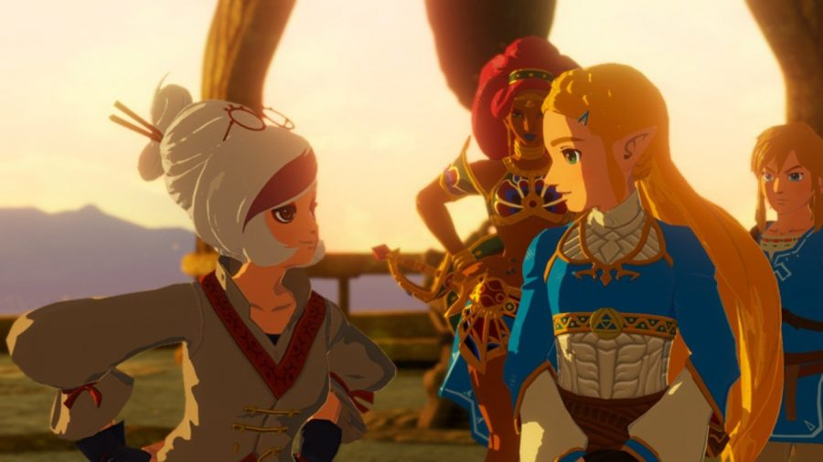 Review Of Hyrule Warriors Age Of Calamity Unf Spinnaker