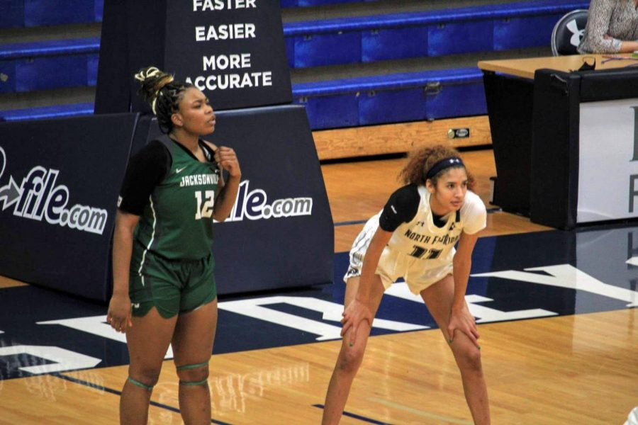 Bond drops 30 as Lady Ospreys take game one of River City Rumble