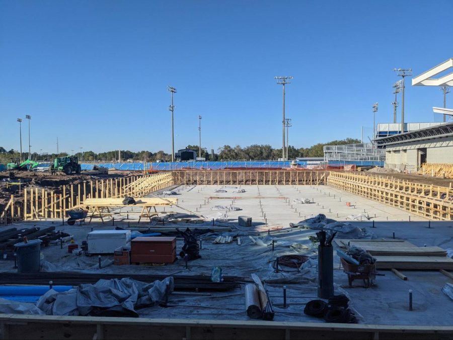Update on UNFs pool construction