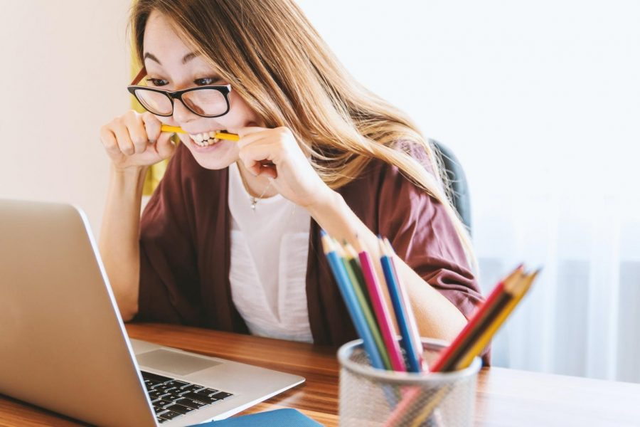 Study tips to help with online learning