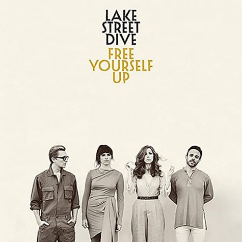 Album cover art for Free Yourself Up by Lake Street Drive