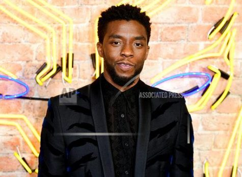 Chadwick Boseman, who passed away from cancer in 2020. Ian West/PA Wire URN:57501040 (Press Association via AP Images)
