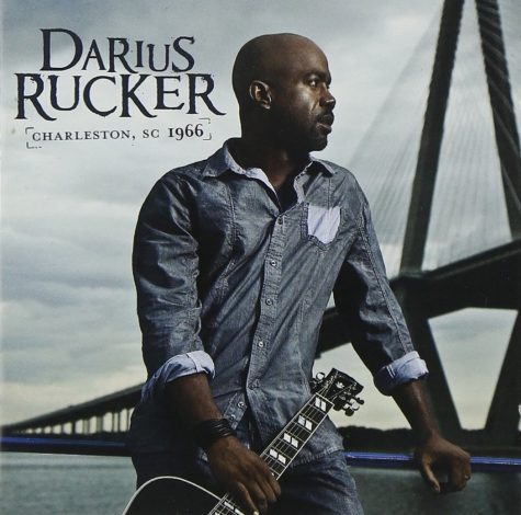 Album cover art for Charleston 1966 by Darius Rucker