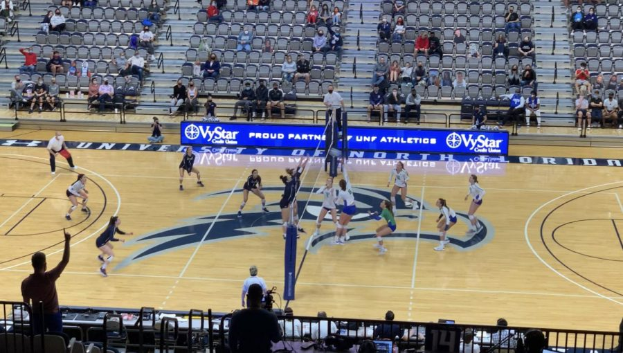The Ospreys recorded their second win of the season as they defeated FGCU on Sunday afternoon.