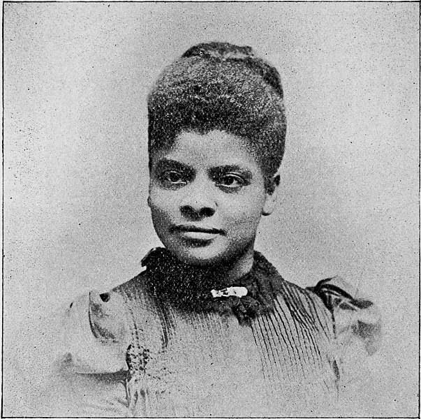 Ida. B. Wells-Barnett, photo courtesy National Park Service.