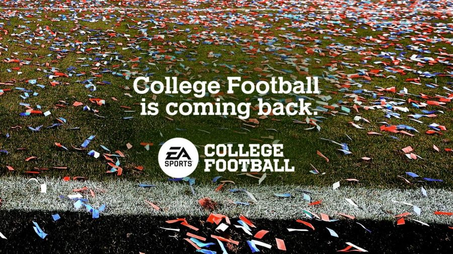 EA bringing back beloved NCAA Football series
