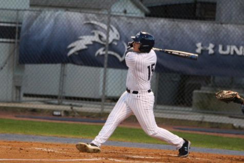 Ospreys bats went quiet on the chilly night, only recording three hits in the shutout loss