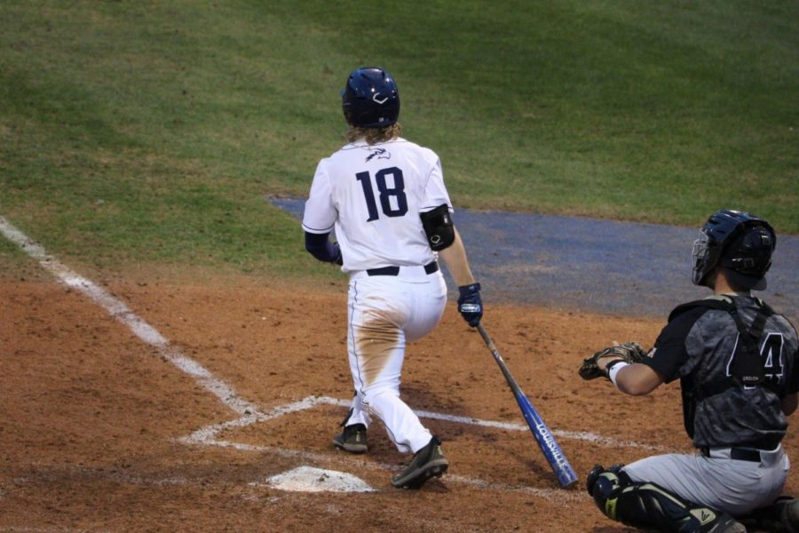 UNF baseball holds on late to down USF on the road