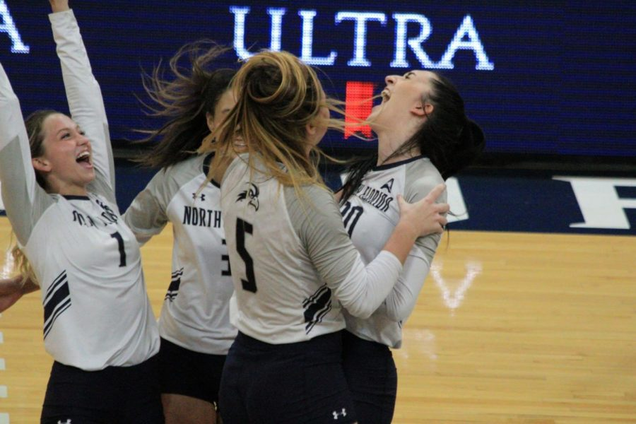 UNF sweeps Stetson to reach conference semis for first time since 2012
