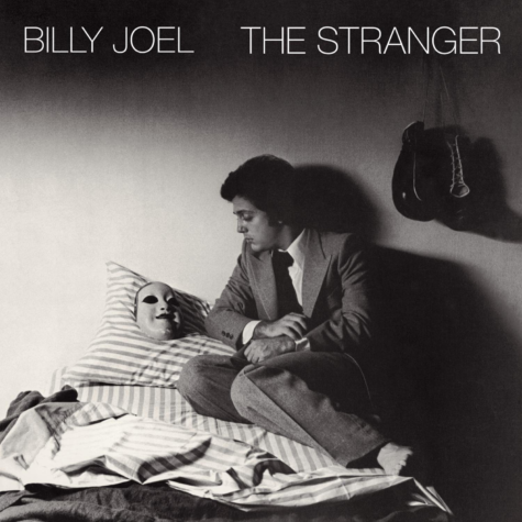 Album cover art for The Stranger by Billy Joel