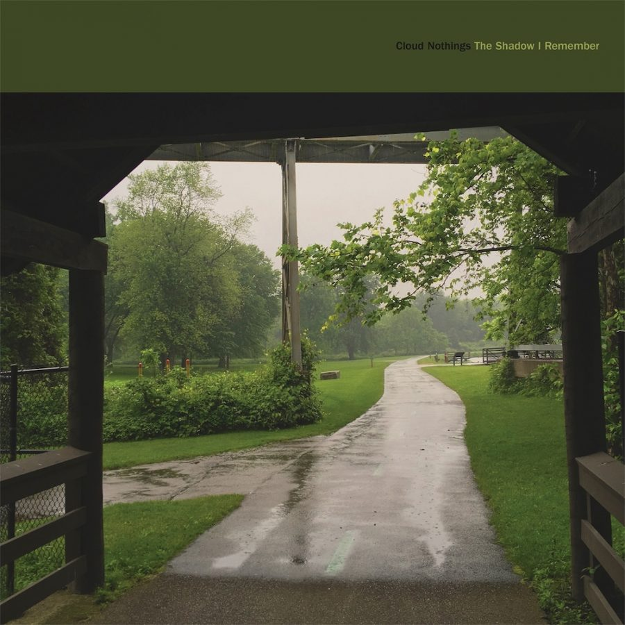 Album cover art for The Shadows I Remember by Cloud Nothings