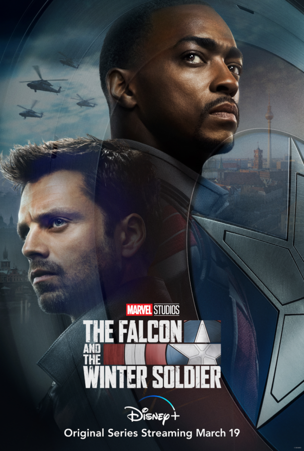The Falcon and the Winter Soldier Ep. #2