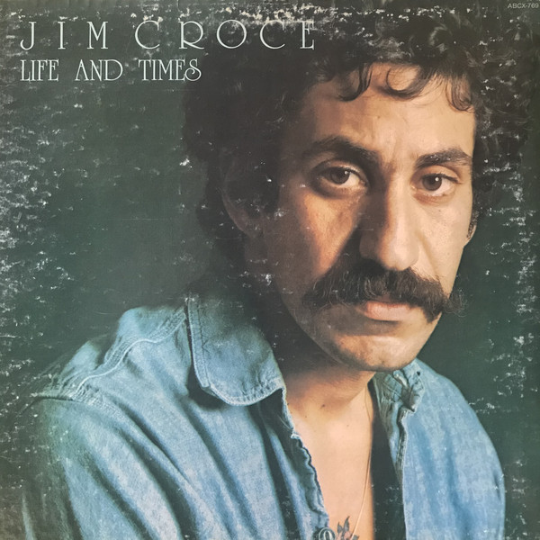 Album cover art for Life and Times by Jim Croce